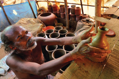 real-india-potter