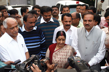 The Reddys and Their Sushma Thaayi - Open The Magazine