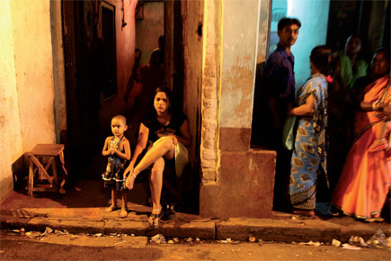 Growing Up in Sonagachi - Open The Magazine