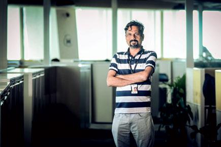 Sridhar Vembu: The Code Breaker - Open The Magazine