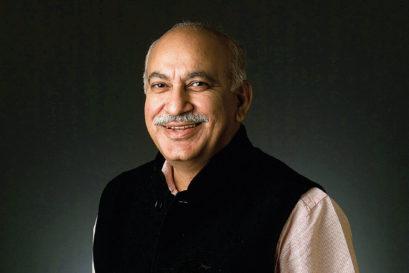 MJ Akbar