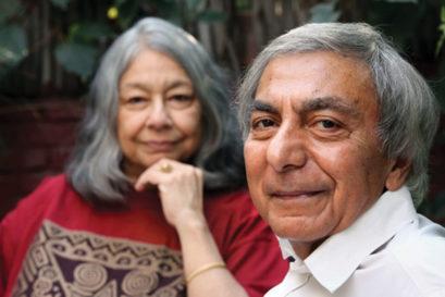 Jug Suraiya is a columnist with The Times of India. Bunny Suraiya's latest novel is Calcutta Exile (Photo: Raul Irani)