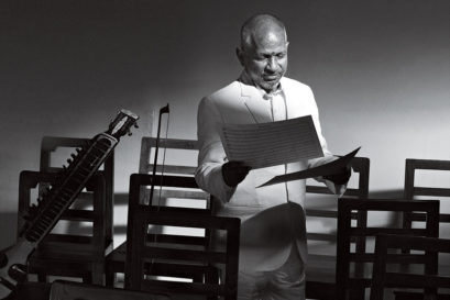 Ilayaraja (Photo: G VENKET RAM)
