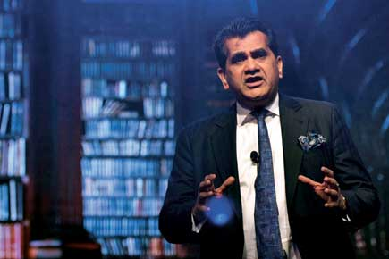 Amitabh Kant (Getty Images)