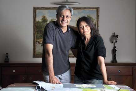 Swati and Ramesh Ramanathan