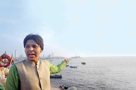 Trupti Desai (Photo: Times Content)