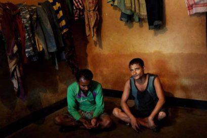 Assamese migrant workers in Perumbavoor