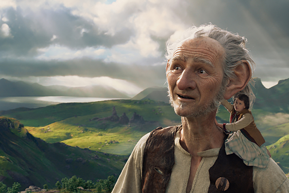 Bfg Movie Review Open The Magazine