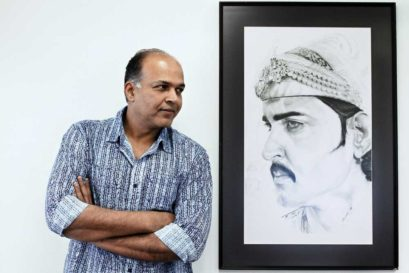 Ashutosh Gowariker (Photo: Anushree Fadnavis)