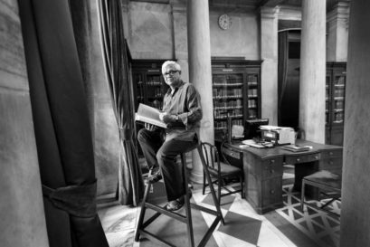 Turning a New Page: Amitav Ghosh at the Rashtrapati Bhavan Library