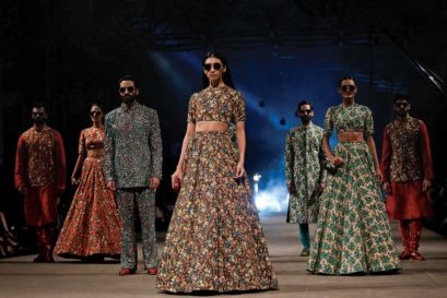 Sabyasachi opens Lakme Fashion Week with a hipster handloom collection