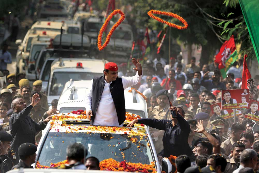 Akhilesh Yadav: The Son Supremacy - Open The Magazine