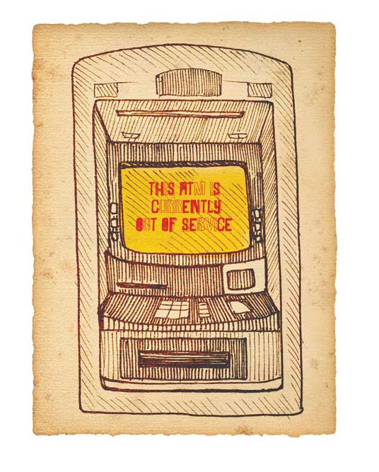 Money Machine - Open The Magazine