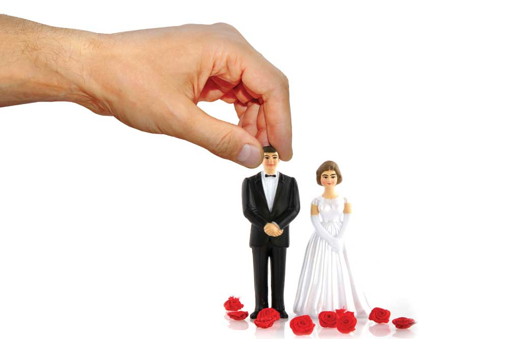 The Last Marriage Broker - Open The Magazine