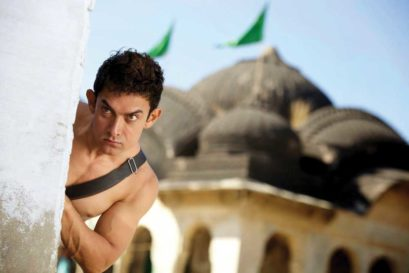 A scene from PK