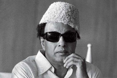 MG Ramachandran (1917-1987)