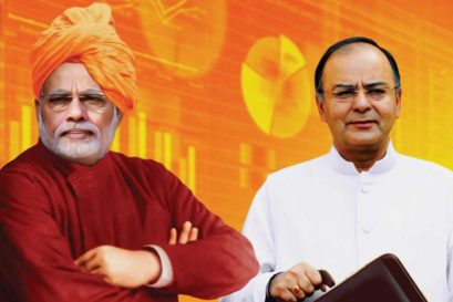 Narendra Modi and Arun Jaitley