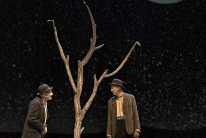 Samuel Beckett's Waiting For Godot performed in Los Angeles