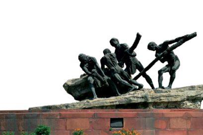 Triumph of Labour by Devi Prasad Roy Chowdhury