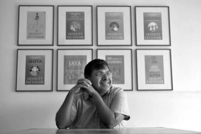 Devdutt Pattanaik, Author: Mythomaniac