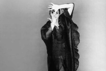 Anita Ratnam in a contemporary dance