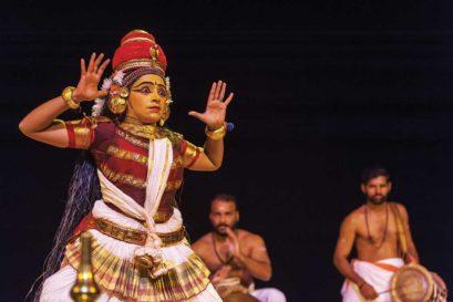 Kapila Venu, Koodiyattam dancer