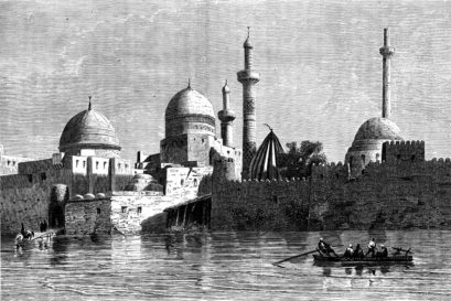 Mosul circa 1890 as pictured in Robert Brown's The Countries of the World