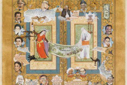 Shahzia Sikander's Many Faces of Islam