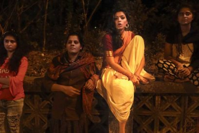 Divya Unny (centre) in Tikli and Laxmi Bomb, which releases this year
