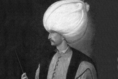 Ottoman ruler Suleyman (1494-1566)