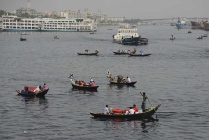 A dense network of rivers makes water transport as important as roads or railways in Bangladesh. The country is both divided and united by its flowing water bodies, particularly towards the southern region where three or four storied boats take you to Borishal in Cox's Bazaar and various other destinations. Like overnight trains, the boats are equipped with a pantry, cabins and other facilities