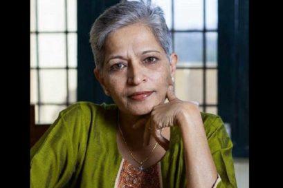 Gauri Lankesh (1962-2017)
