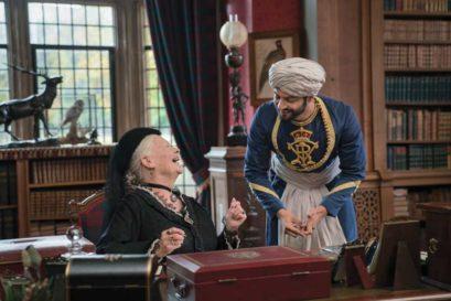 A scene from Victoria and Abdul