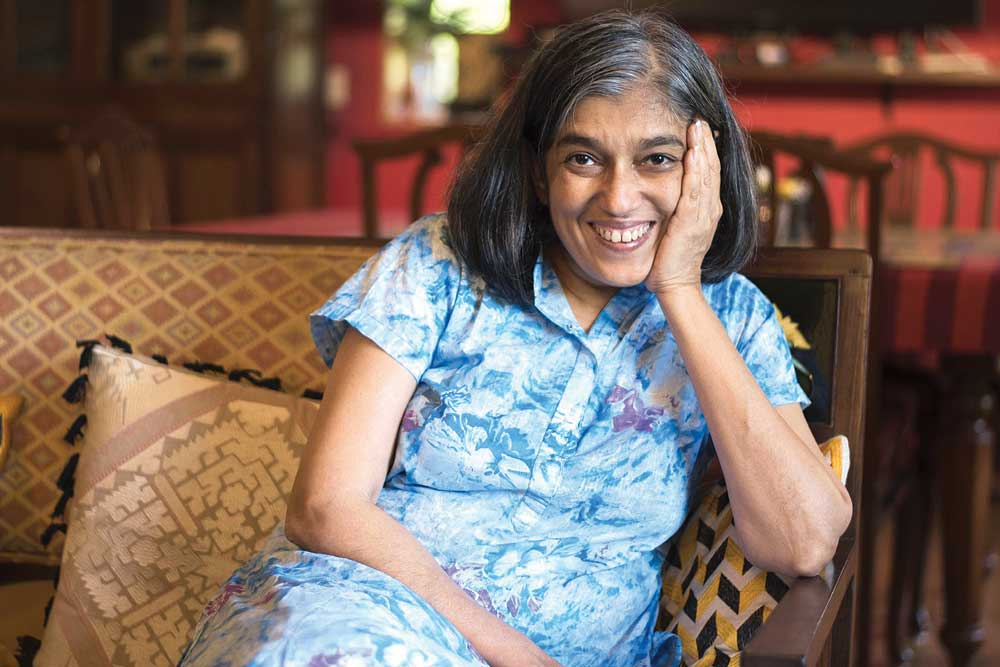 Ratna Pathak Shah: The Outsider's Quest - Open The Magazine