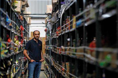 Albinder Dhindsa, 35, Co-Founder, Grofers