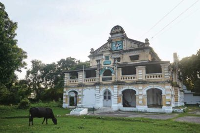 The Allahabad Military Farm is where the Frieswal Project takes place