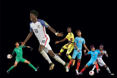 Under-17 World Cup: A Shot At Glory