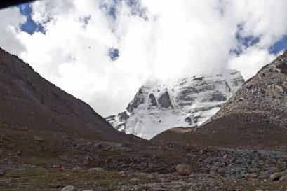 The Magnificence of Kailash Mansarovar