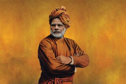 Narendra Modi 2017