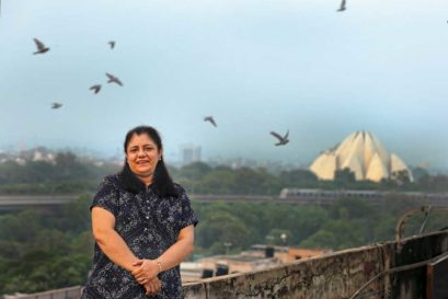 Ritu Grover, 48, Founder, The Global Helpdesk