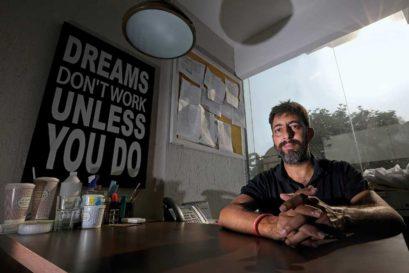 Sohrab Sitaram, 41, CEO, Keventers