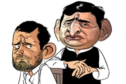 Rahul, Akhilesh and Wild Asses