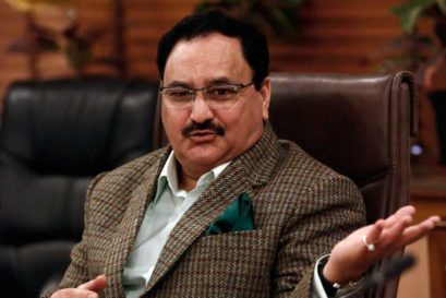 JP Nadda, Union Minister of Health and Family Welfare