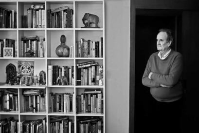 Mark Tully, journalist and author