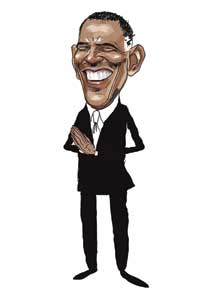 Barack Obama, the Greenback Boogie