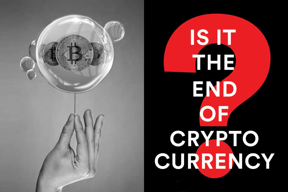 Is this end of cryptocurrency