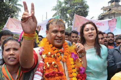 Himanta Biswa Sarma, Assam minister and key northeast strategist