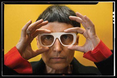 The renowned French designer Matali Crasset