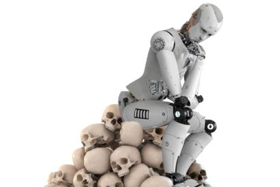 For Dharmic Robots