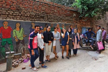 Khirki Collective in Delhi